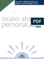 Condicionado Ocaso Plan Individual de Ahorro Sistematico 0900ed9781fb4539