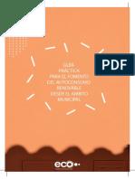 Guía Práctica Para El Fomento Del Autoconsumo Renovable Desde El Ámbito Municipal 2