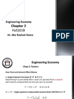 Engineering Economy ENC3310 F18 Ch2