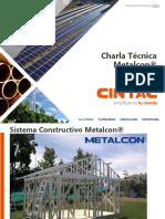 Tecnicas Construccion Sistema Metalcon
