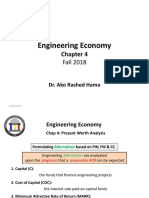 Engineering Economy ENC3310 F18 Ch4