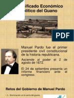 El Significado Económico y Político Del Guano