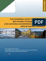 El Cambio Climático y Los Recursos