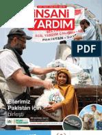 İHH İnsani Yardım 2010 / Sayı