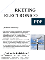 Marketing Electronuico