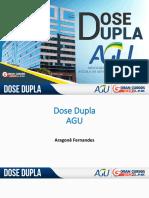 Dose Dupla - Agu - Aragonê