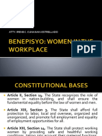 Labor Laws on Women