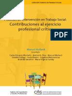 Procesos de intervención en trabajo social Mallardi