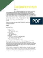 Prinsip Kerja Dan Gambar Blok VCD Player