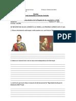 Conquista de Chile 5 Prueba