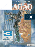 3D&T - Manual - Fastplay Turbinado (Com Magias) - Biblioteca Élfica