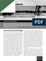Agua y Saneamiento Reformas Democráticas e Innovadoras en El Sur Global