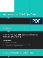 Approach to Quiet Eye Pain.pdf