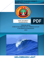 ARIF THAMRIN 1510003433104 Tgs 2 (Tides Maury) Teori Gelombang Pasang Surut