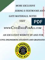 PERT & CPM - AE - AEE - Civil Engineering Handwritten Notes -CivilEnggForAll.com