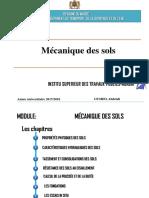 Chapitre v-calcul de La Poussee Et de La Butee Sur Un Ecran