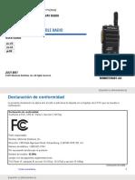 Manual de Usuario SL500e