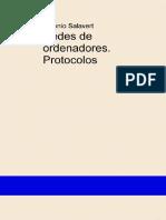 eBook en PDF Redes de Ordenadores Protocolos