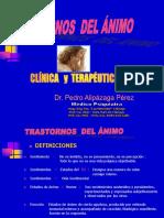 3 Trastornos Del Ánimo -Dr. Pedro