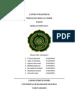 Laporan Praktikum Resmi Bab 3