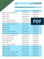 Planning CC2 LST Automne 2018-2019
