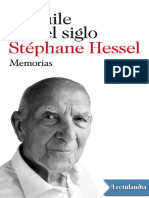 Mi Baile Con El Siglo - Stephane Hessel