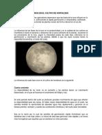 La Luna y Su Influencia en El Cultivo Hortalizas