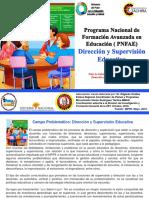 Cuadernillo Pnfa Supervision y Direccion Educativa Octubre 2018 (1)