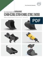 Catalogo de Equipo EW205C