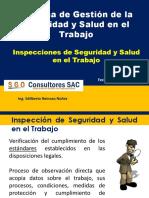 3. Inspecciones de SST - SGO 2018