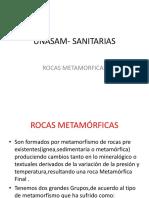 UNASAM- SANITARIAS