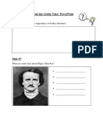 Guided Notes for Edgar Allan Poe Lecture Copy