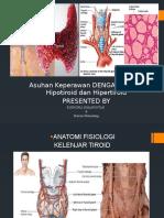 Asuhan Keperawatan Gangguan Tiroid (PPT)