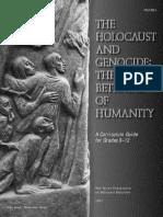 Holocausto - The Holocaust and Genocide.pdf