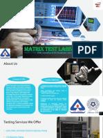Environmental Testing lab in delhi   luminaries products testing labs in delhi