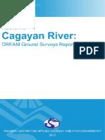DREAM Ground Surveys for Cagayan River