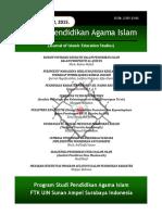 Jurnal PAI_Naufal ARA_Vol.3 No.2 2015