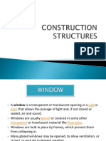 Construction Structures