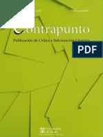 Revista Contrapunto (Universidad de Alcalá). Número 48