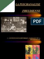 _la Psychanalyse 1