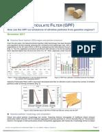 2017 AECC Technical Summary on GPF Final