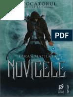 Taran Matharu - Invocatorul 1 - Novicele.pdf