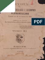 Revista Do Instituto Arqueológico Histórico e Geográfico Pernambuco (Recife, V. 11, n.60, Dez. 1903)