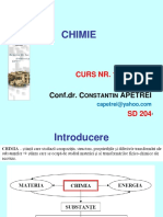 Curs 1 Chimie-Nave