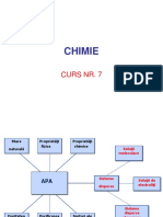 Curs 7  Chimie-Nave