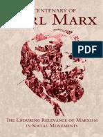 Bicentenary of Karl Marx_IBON_2018