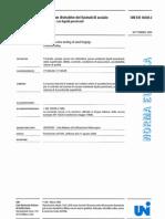 UNI en 10228-2-2000 Prove Non Distruttive Dei Fucinati Di Acciaio - Controllo Con Liquidi Penetranti