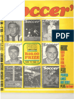South African Soccer Monthly Dec 1967