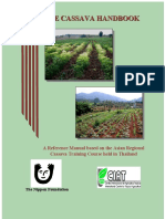 The Cassava Handbook 2011