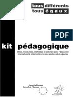 Tous Differents_Tous Egaux_Kit Pedagogique
